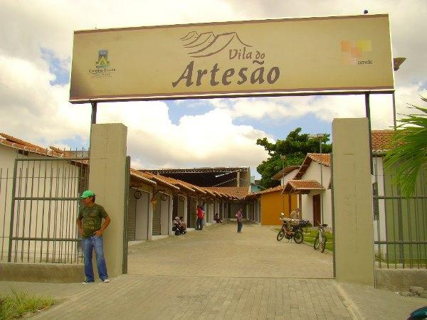 Vila do Artesão em Campina Grande