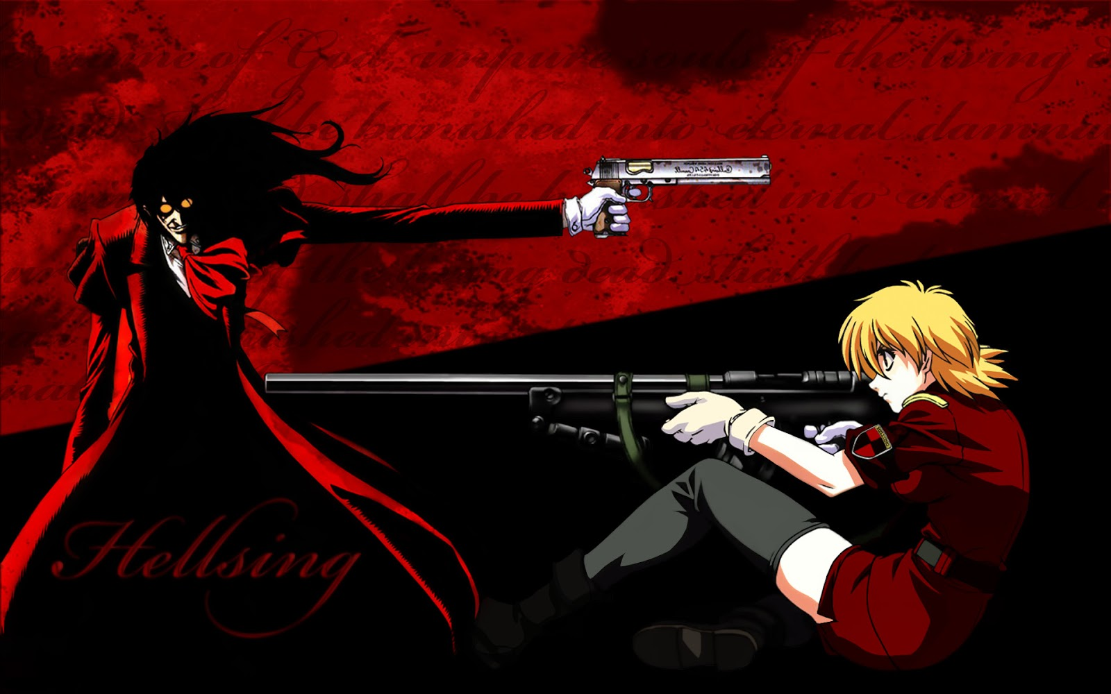 Anime Hellsing