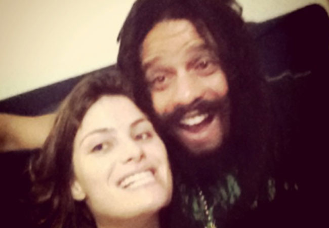 Rohan Marley and the Brazilian Model
