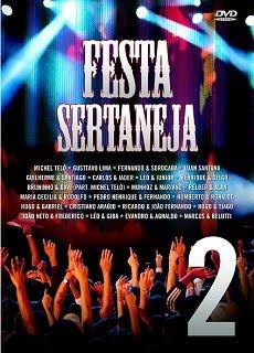 Show Festa Sertaneja 2 2011