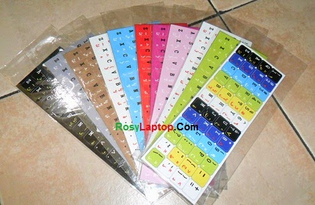 Stiker Keyboard Arabic / Arab
