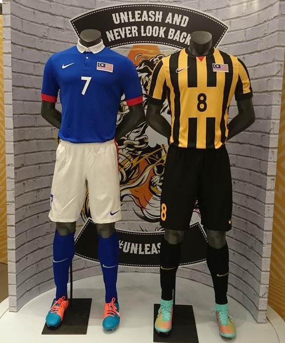 Original Malaysia Jersey Malaysia 2014-15 Home Jersey