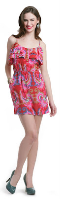 dress tibi india paisley Rent The Runway Giveaway!