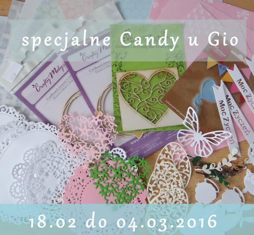 specjalne Candy u Gio