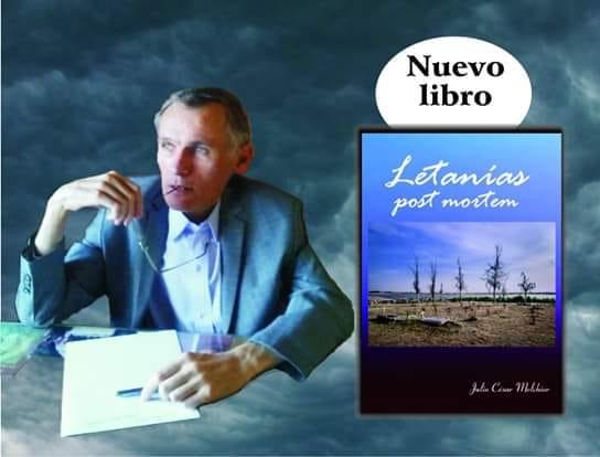 Julio César Melchior editó su libro número 10