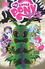 MLP Friendship is Magic #16 Comic