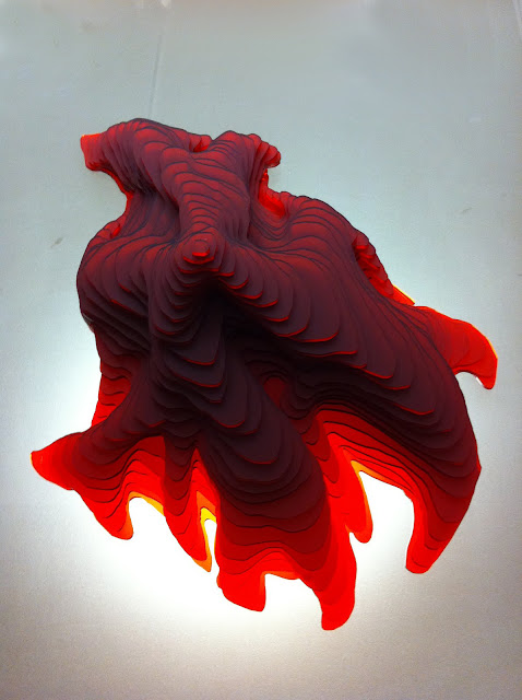 helen reynolds, red planet, sculpture, art