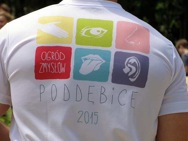 Oficjalna koszulka biegu