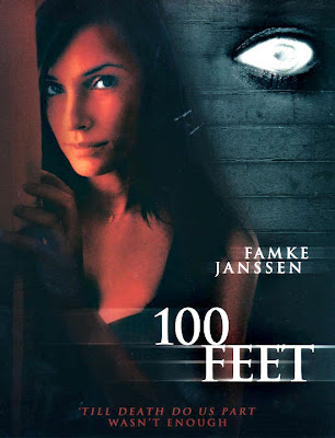Watch 100 Feet 2008 BRRip Hollywood Movie Online | 100 Feet 2008 Hollywood Movie Poster