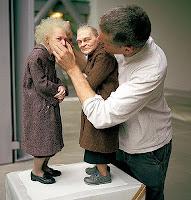 ron mueck, hiperrealismo, escultor