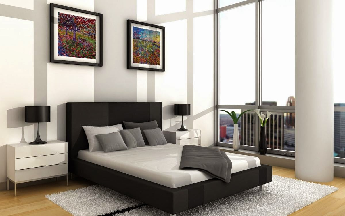 Modern Interior Designs Bedroom