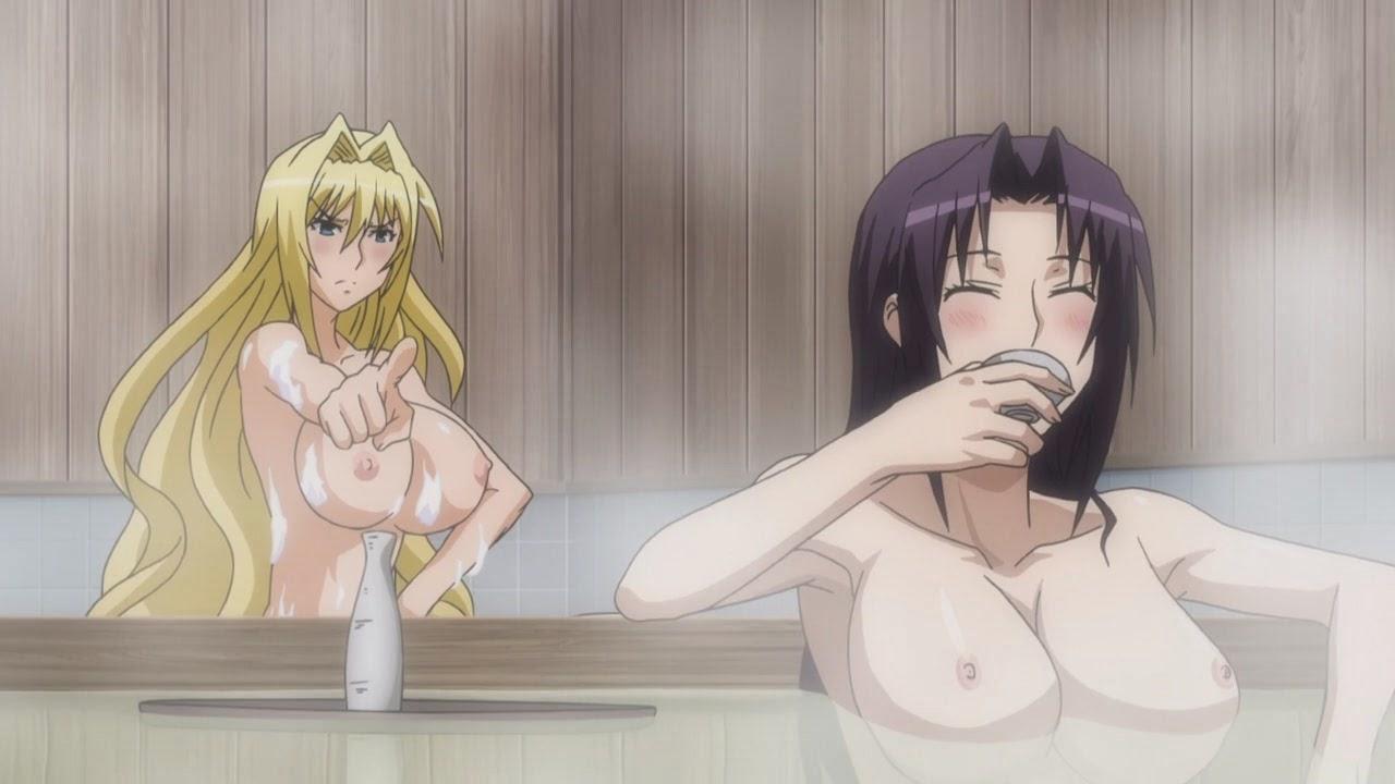 Sekirei Big Boobs Beautiful dubsub - anime reviews: sekirei pure engagement anime review