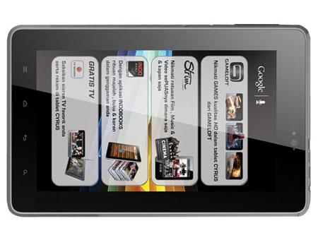 Harga Tablet Cyrus GamePad Honey TV Wi-Fi