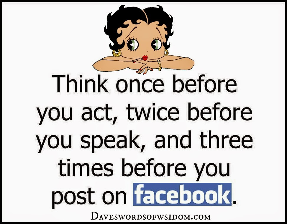 think before you act essay Think twice before you speak, because your words and influence will plant the seed of either success or failure in the mind of another - napoleon hill quotes from.
