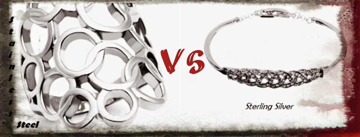 jewelry buying guide sterling silver vs stainless steel