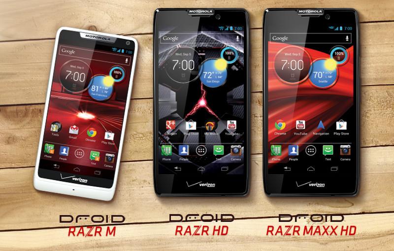 Motorola RAZR 2012