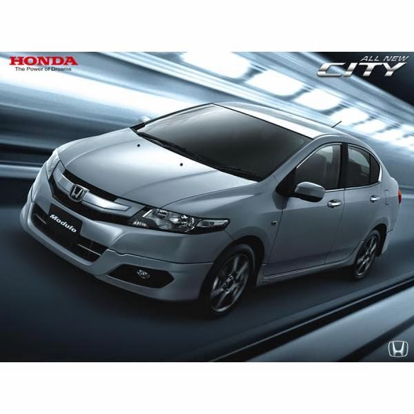 Body Kit Honda City Modulo 2009-2011