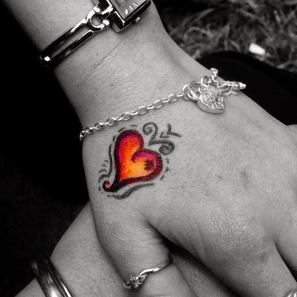 Feutre Tattoo Tatouage temporaire - stylo tatouage temporaire
