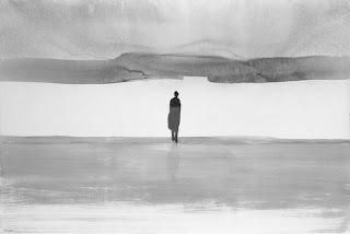 Pintura de Gao Xingjian