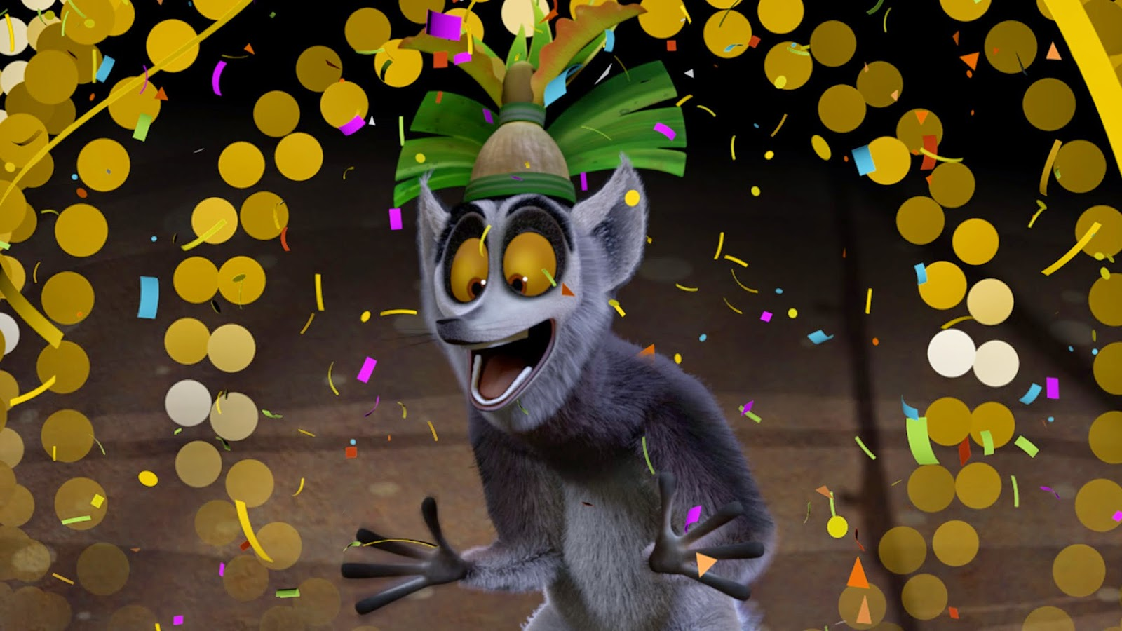 Netflix: King Julien Does New Year's Eve