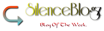 blog of the week silenceblogz