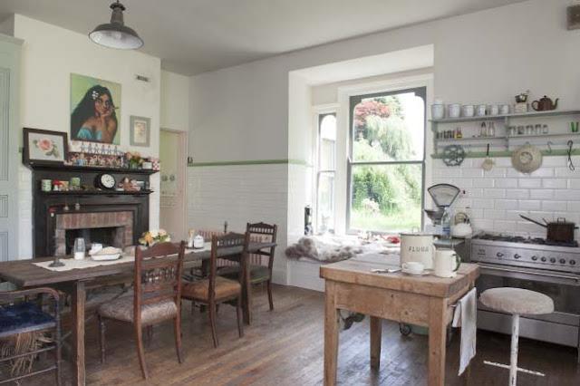 decoracao de interiores estilo colonial : decoracao de interiores estilo colonial:DE DECORAÇÃO-PUXE A CADEIRA E SENTE! : Linda casa decorada no estilo