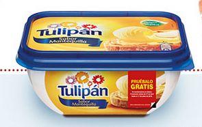 Prueba Gratis la Margarina Tulipán
