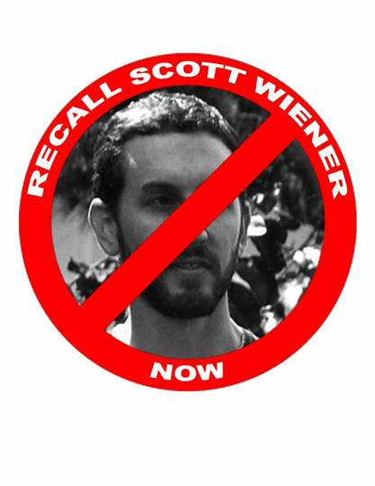 The last I heard, over fifty people had joined the Recall Scott Wiener ...