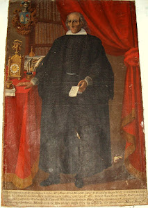 Don Pedro Domenech, fundador no oficial de la Huità