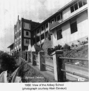 Abbey School, 1950