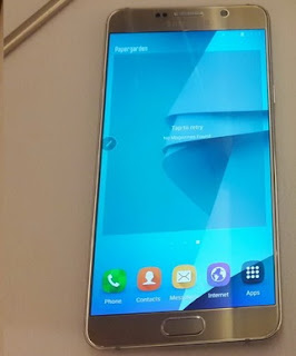 Spesifikasi Samsung Galaxy Note 5 dan S6 Edge Plus