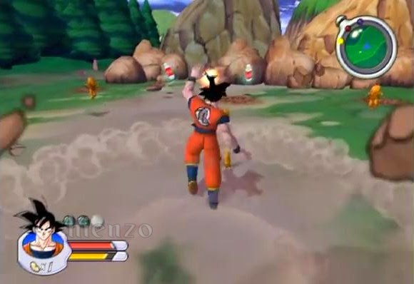 Dragon Ball Z Sagas Gameplay (PC)