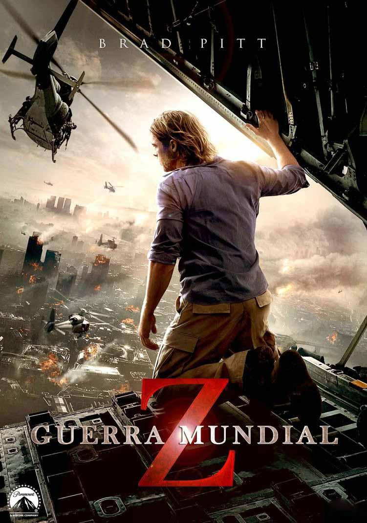 Guerra Mundial Z 3D Torrent - BluRay 1080p Dual Áudio