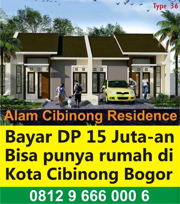 perumahan cluster cibinong residence