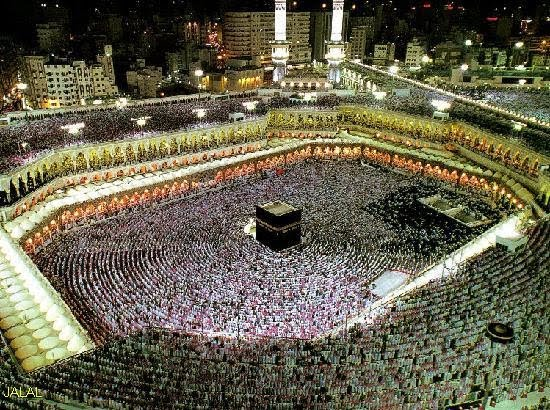 Haji yang sempurna.