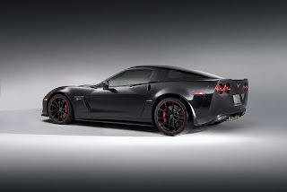 2012 Chevrolet Corvette Z06 Centennial Edition with V8
