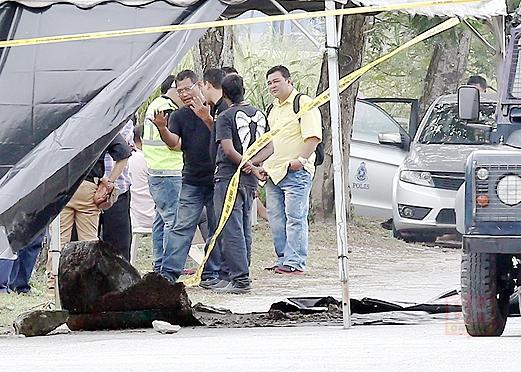 Kronologi pembunuhan Anthony Kevin Morais Ditemui Bersimen