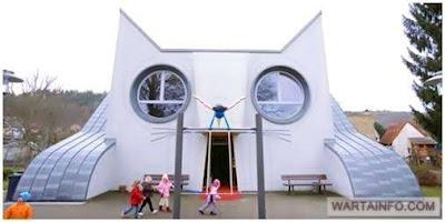sekolah TK unik