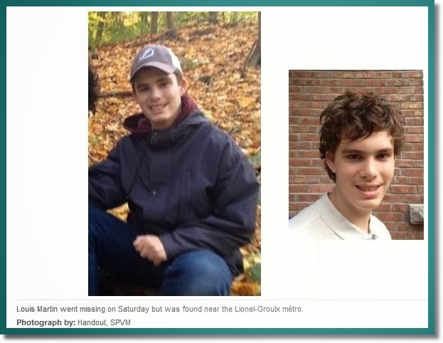 Autism With Intellectual Disability >> Facing Autism In New Brunswick Great Autism News 15 Year Old Boy