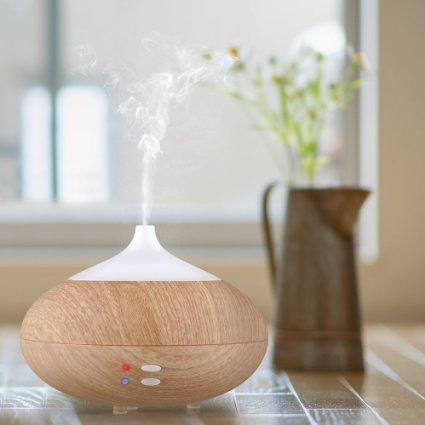 Meine Produkttests: VicTsing 280ml Aroma Diffuser Aromatherapie ...