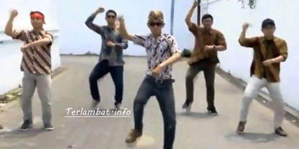 Video Jowo Style Gangnam Style Versi Jawa