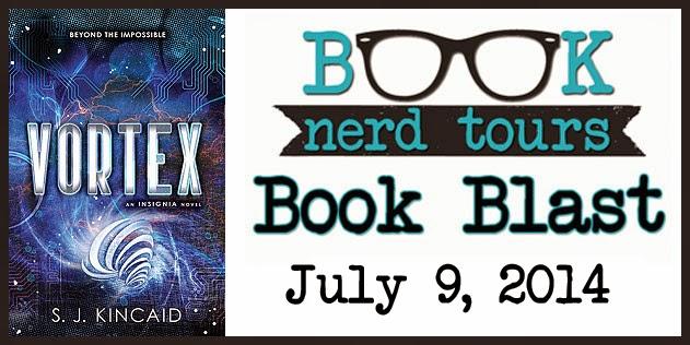 Book Blast Vortex