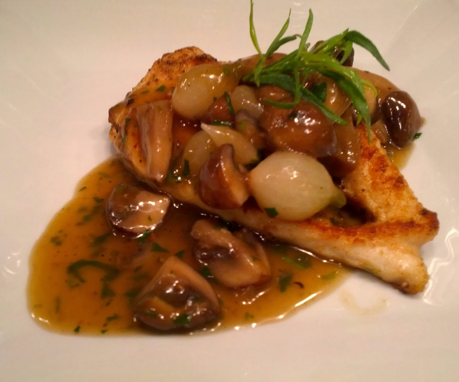 Yipson Foods Recipes and Blog: Chicken with a Mushroom ...