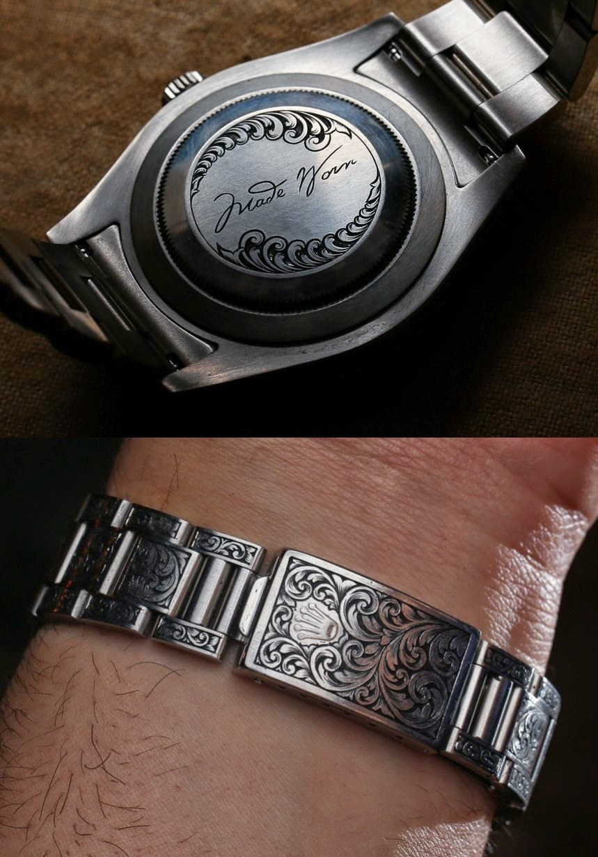 Watches engraved for Watches engraved