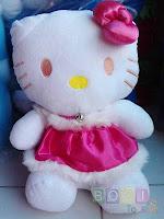 Boneka Hello Kitty Dress