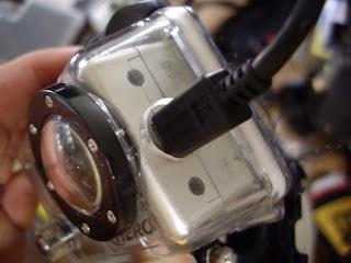 GoPro HD2 Battery Mod