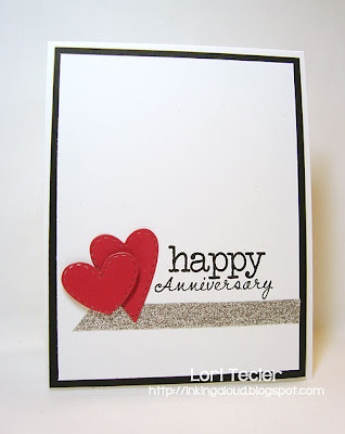 Happy Anniversary-designed by Lori Tecler-Inking Aloud-stamps from Verve Stamps