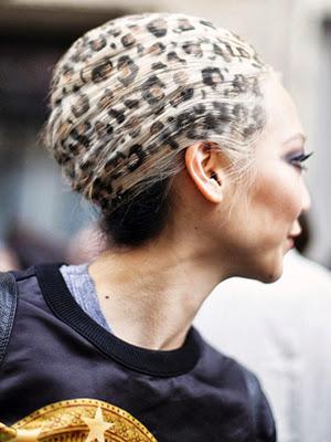 peinados 2014 raros excéntricos