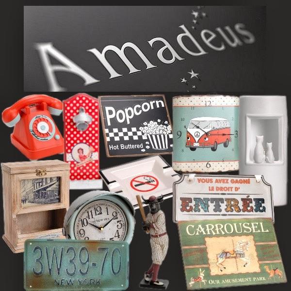 D coration et cadeaux le blog de la boutique en ligne for Amadeus decoration en ligne