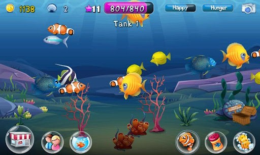 Fish adventure 1 2 3 apk for android apkgamescollection for How do you play go fish